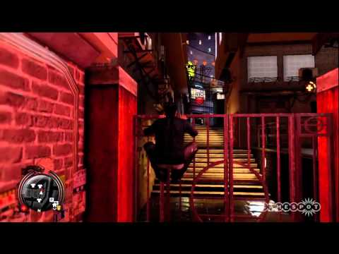 Night Market Chase - Sleeping Dogs Demo