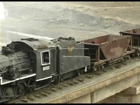 North-Korean Steam locomotive 5 - Narrow gauge