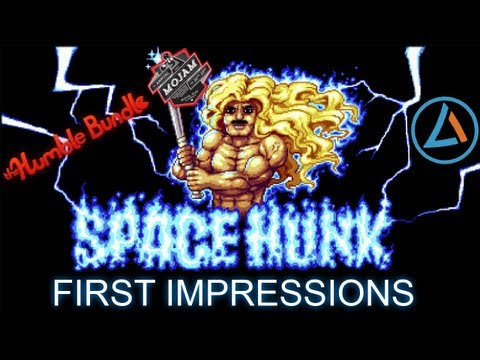 Mojam 2 First Impressions: Ludosity - Space Hunk