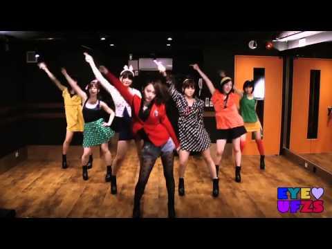 T-ARA(티아라) - Roly Poly(롤리폴리) / Dance cover by UFZS (Studio ver,)