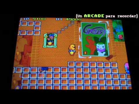 [Un arcade para recordar] 09 The Newzealand Story (el pollito)
