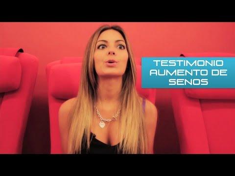 Testimonio de joven española de Mamoplastia de Aumento de senos | Resultados naturales