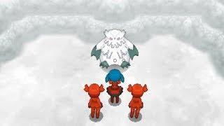 Pokemon X And Y Part 50 Saving Abomasnow