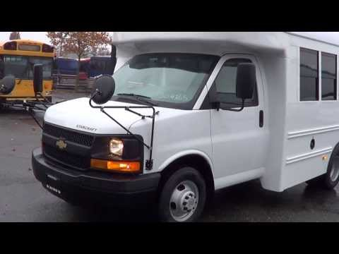 Northwest Bus Sales - NEW 2014 Starcraft Prodigy 14 Pass MFSAB Bus For Sale - S04365
