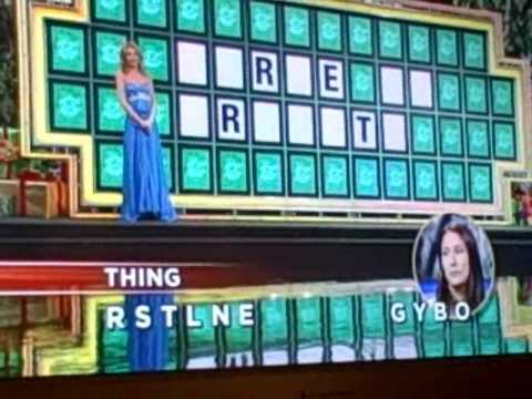 Crackhead Goes Nuts On Wheel Of Fortune