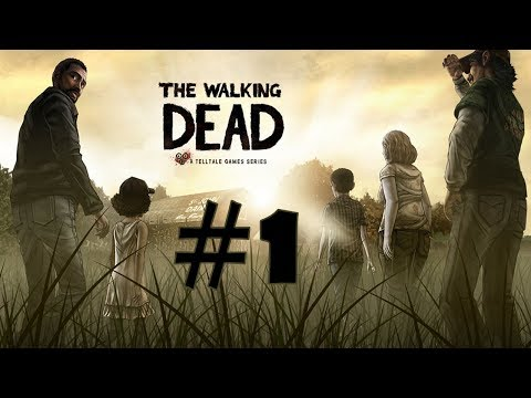 The Walking Dead - Season 1 - Episode 1 - **LIVE STREAM** - GLEN IS MY HERO - #1