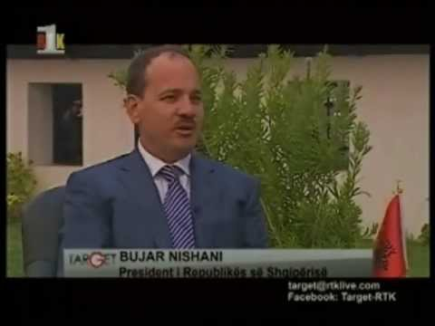 070 - Presidenti Shqiptar Bujar Nishan
