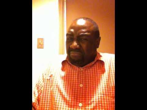 Marvin Williams sings