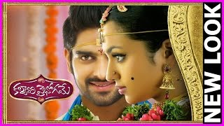 Kalyana Vaibhogame Movie Latest Posters : Naga Shourya , Malavika Nair