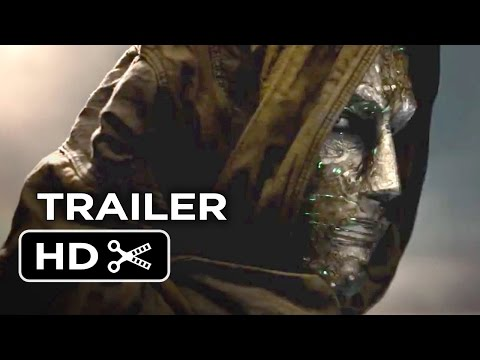 Fantastic Four TRAILER 1 (2015) - Kate Mara, Miles Teller Movie HD
