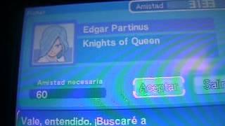 Inazuma Eleven 3 : Edgar Partinus (Escalibur)
