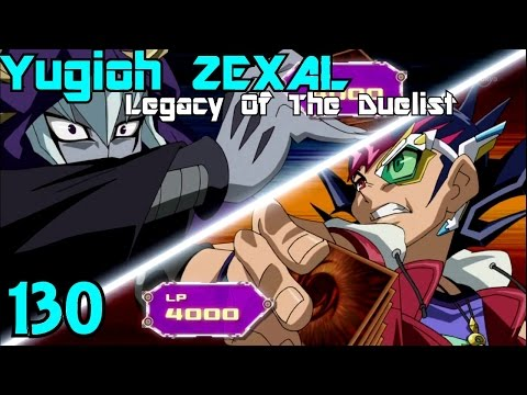 Yu-Gi-Oh Zexal Legacy of the Duelist | Episode 130 Yuma Vs Vector