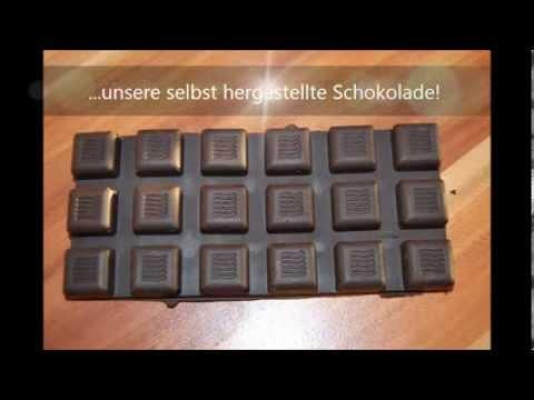 backstube: Schokoladenherstellung anno 1903
