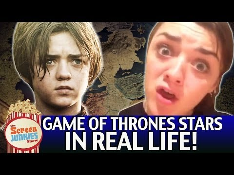 Game of Thrones Stars: In Real Life!