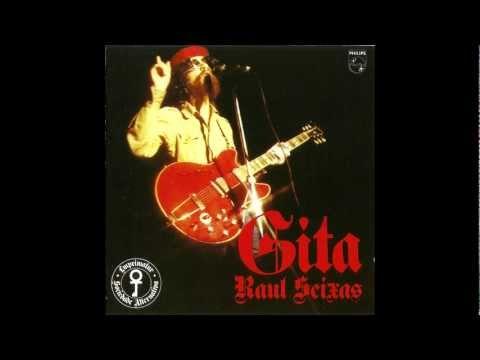 Raul Seixas - Gita - 1974 (álbum completo)