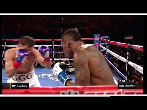Gennady Golovkin vs. Willie Monroe Jr. 2015 [Full Fight]