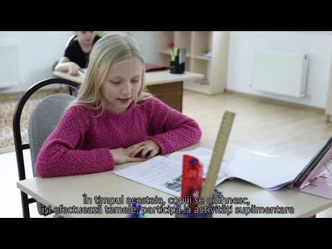 "Școala primară ""Erudio"" — reportaj Familia.md"