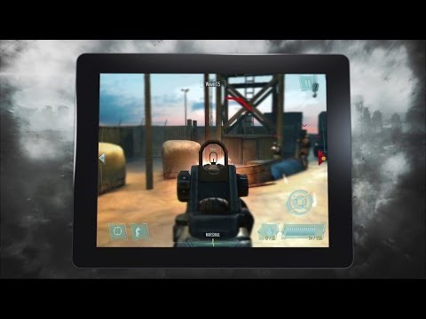 Official Call of Duty: Strike Team Android Launch Video