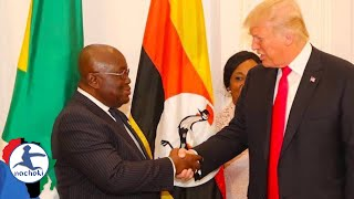 Ghanaian President Reacts to US-Ghana Military Scandal in Fiery Speech