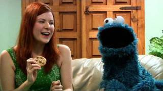 Cookie Monster on the Origin of Om Nom Nom Nom