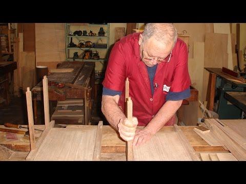 Curso Como Montar e Operar uma Pequena Fábrica de Móveis - Montagem de Uma Cadeira - Cursos CPT