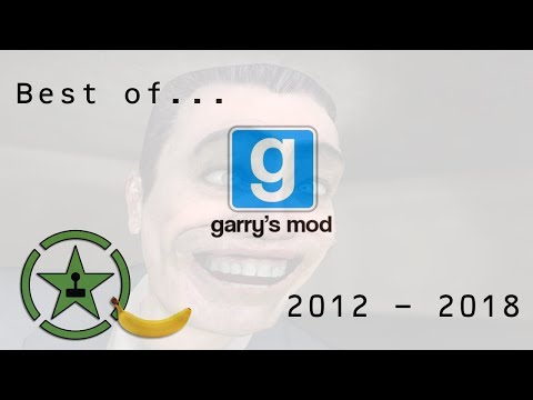 Best Bits of Gmod 2012-2018