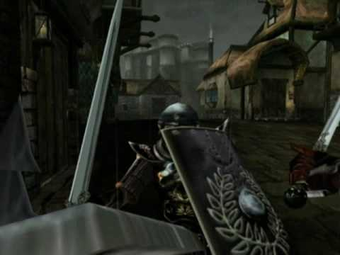 The Elder Scrolls III : Morrowind Trailer, The Elder Scrolls III: Morrowind is an epic, open-ended single-player game where you create and play any kind of character you can imagine. Be the noble hero...