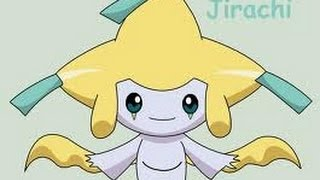 How To Get Jirachi In Pokemon Y Part 1