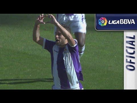 Todos los goles | All goals Real Valladolid (1-0) FC Barcelona - HD