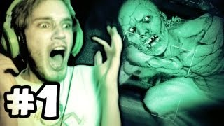 SCARIEST GAME? – Outlast Gameplay