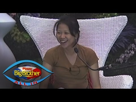PINOY BIG BROTHER ALL IN Day 2 : Spell 'Bidet'