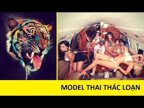 MODEL Thái Lan Thác Loạn Xí Xọn