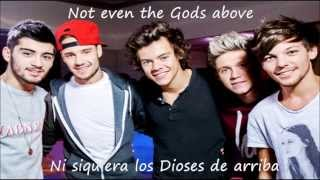 You And I One Direction Letra En Inglés Y Español