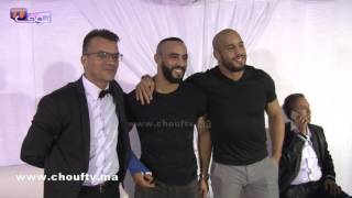 الإخوة أبو زعيتر يشيدون ببدر هاري ويوجهون رسائل مؤثرة للجمهور المغربي |