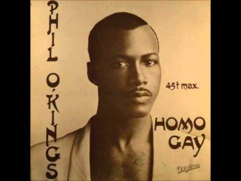 Phil O'Kings - Homo Gay (Disco) HQ