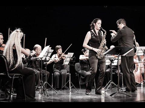Irene Rodríguez Ordiales – Andorra SAX FEST'14 Final Concurs