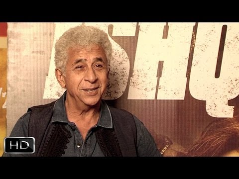 Everybody Asks, Where's Vidya In Dedh Ishqiya - Naseeruddin Shah