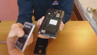 UnBoxing Samsung Galaxy Note 3 Clone 1:1 ( Fake OctaCore