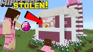 Minecraft: JEN'S STOLEN GEMS!!! - Custom Map