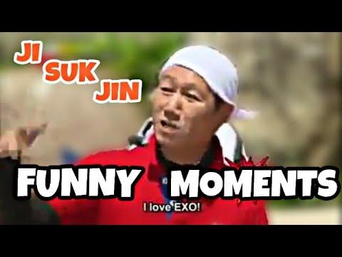 [RUNNING MAN] Ji Suk Jin Funny Moments