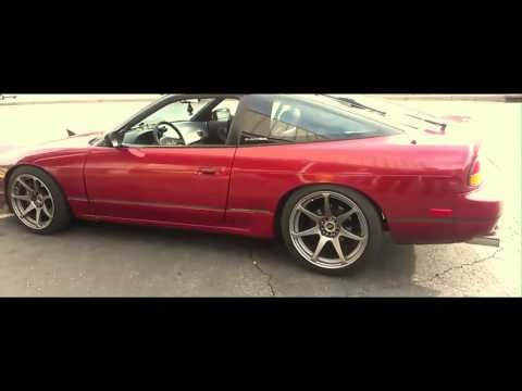 94 Nissan 240 with ls swap (Corvette Engine)