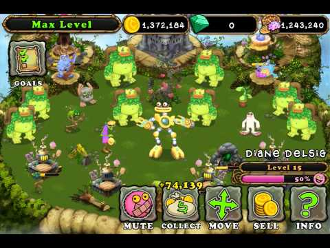 My Singing Monsters - Plant Island! - YouTube