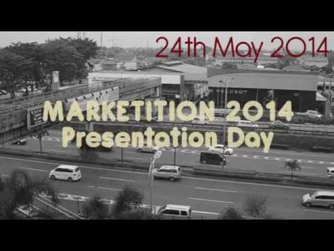MARKETITION 2014 with Shell Indonesia