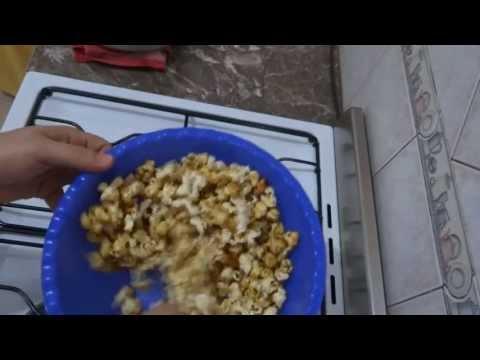 Receta de Caramelo para Pochoclos (Tipo Cine) by Sebastianer
