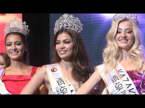Srishti Rana wins Miss Asia Pacific World 2013