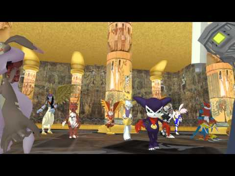 [MMD] Digimon Shuffle ~666 - Supadupafly~, So when I made the second shuffle video some people said that they wanted more digimons than humans . So I made an video with only digimons shufflin :D:D:D L...