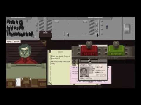 Papers, Please - Ending 01 of 20