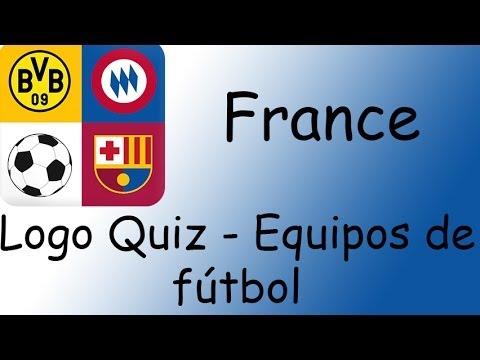 Logo Quiz - Equipos de fútbol. France