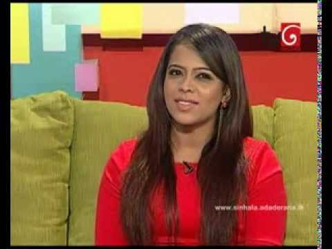 Deran Tv Interview with Menaka Maduwanthi | Sri Lankan Model | Actress