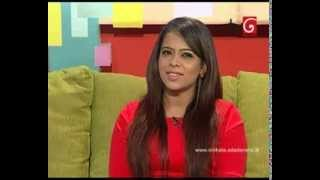 Deran Tv - Interview with Menaka Maduwanthi | Sri Lankan Model | Actress